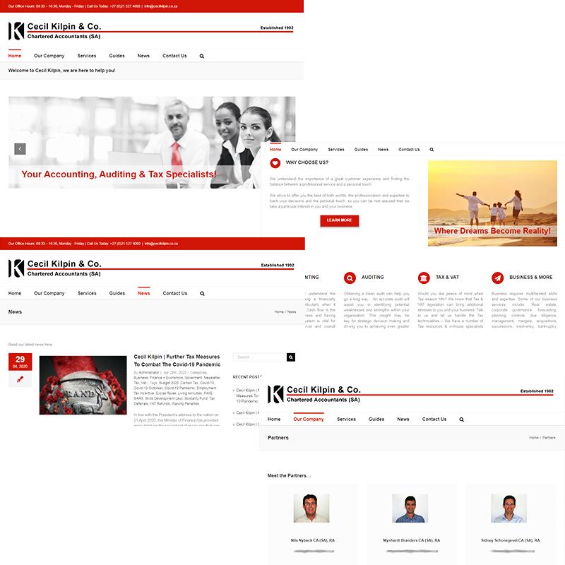Switchon My Media   Portfolio: CMS (Content Management System) Website Design / Development / Support - WordPress (WP) / Joomla / Drupal / Typo3