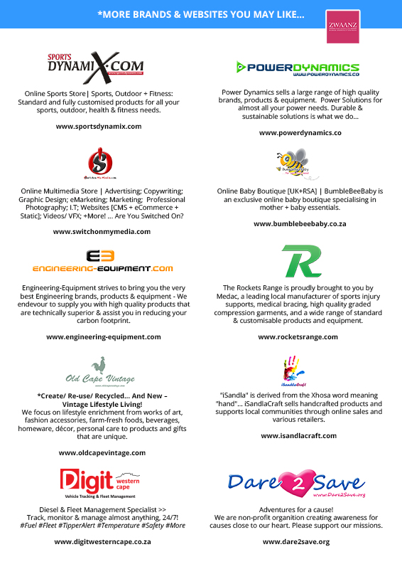 Switchon My Media | Portfolio: Pamphlet / Flyer Designs - Back Side