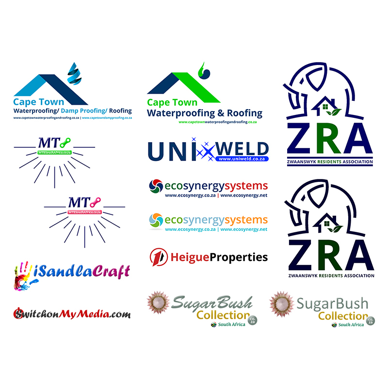 Switchon My Media   Portfolio: Brand + Logo Designs