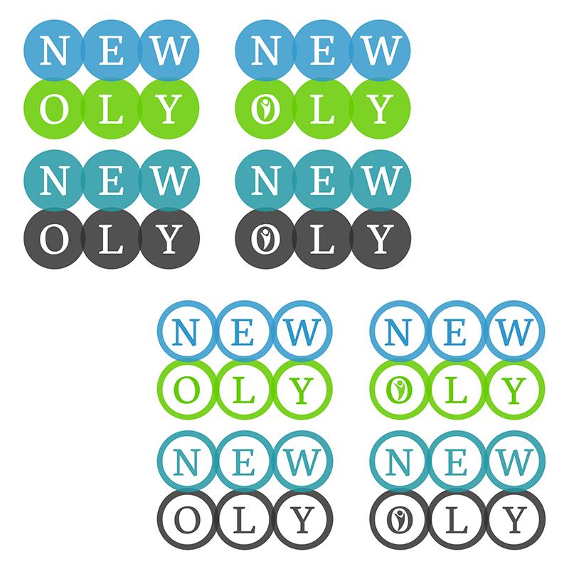 Switchon My Media   Portfolio: Brand + Logo Designs - NEWOLY Logo Samples