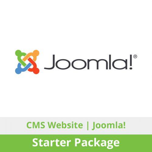 Switchon My Media | Joomla! CMS Website Design + Development | Starter Package - Webs Content Management