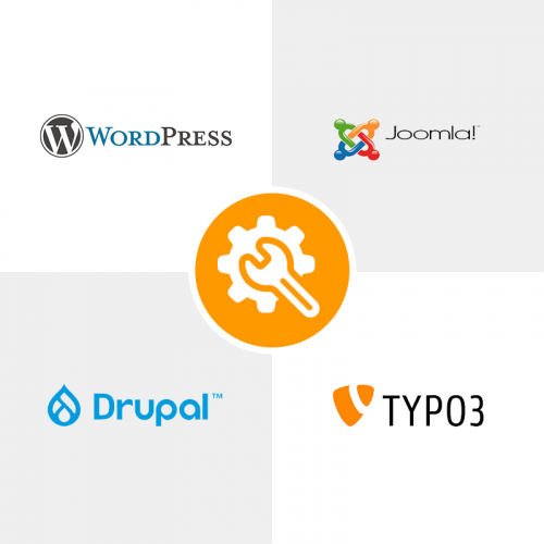 Switchon My Media | Content Management System (CMS) / Website Repair | Various (Website Fix) - WordPress (WP) / Joomla / Drupal / Typo3 / CSS / HTML / JavaScript (JS)