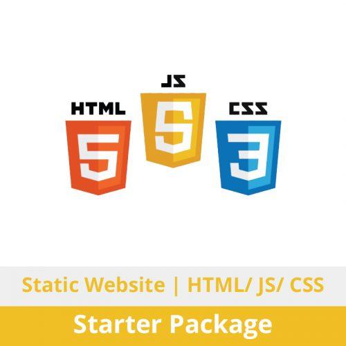 Switchon My Media | Static Website Design + Development | Starter Package | HTML / JavaScript (JS) / Cascading Style Sheet (CSS)