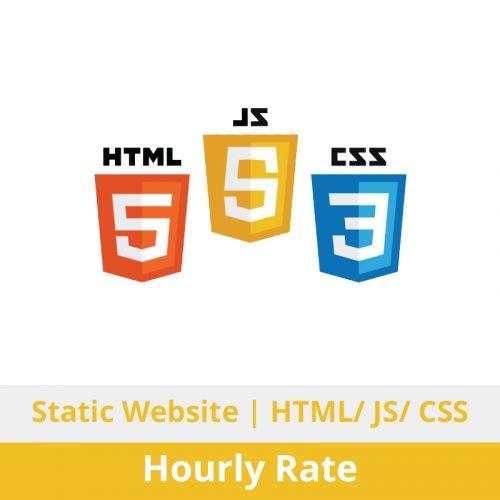 Switchon My Media | Static Website Design + Development | HTML / JavaScript (JS) / Cascading Style Sheet (CSS) - @Hourly Rate