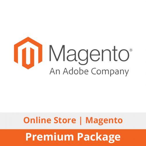Switchon My Media | Magento eCommerce / Online Store Design + Development | Premium Package