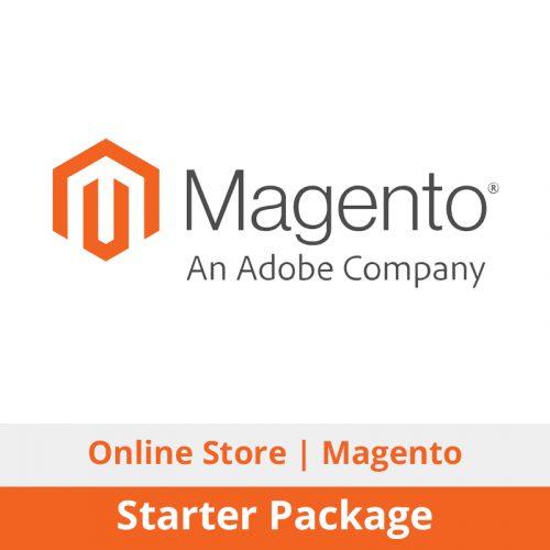 Switchon My Media | Magento eCommerce / Online Store Design + Development | Starter Package