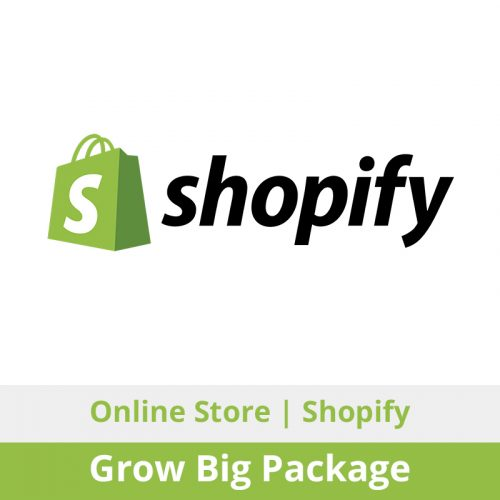 Switchon My Media | Shopify eCommerce / Online Store Design + Development | Grow Big Package