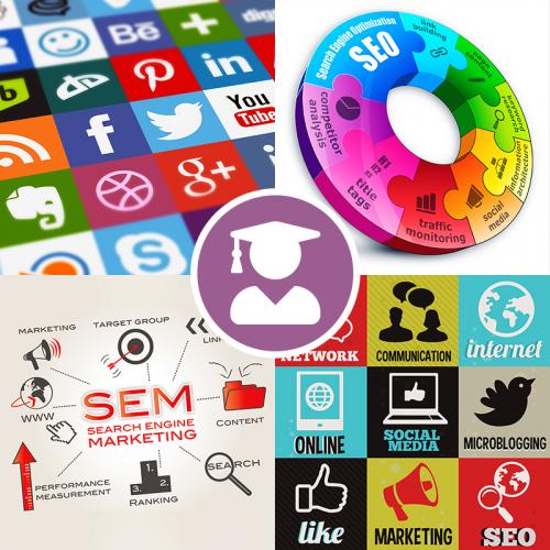Switchon My Media   Digital Marketing Training Package   Various Technologies - Google Analytics / Web Master Tools / Google Ads / SEO / SEM / SOM / SMM